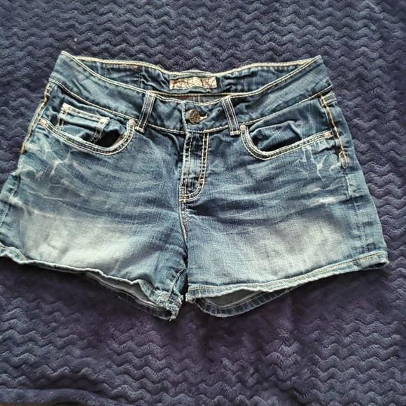 BKE Pants - BKE  denim shorts